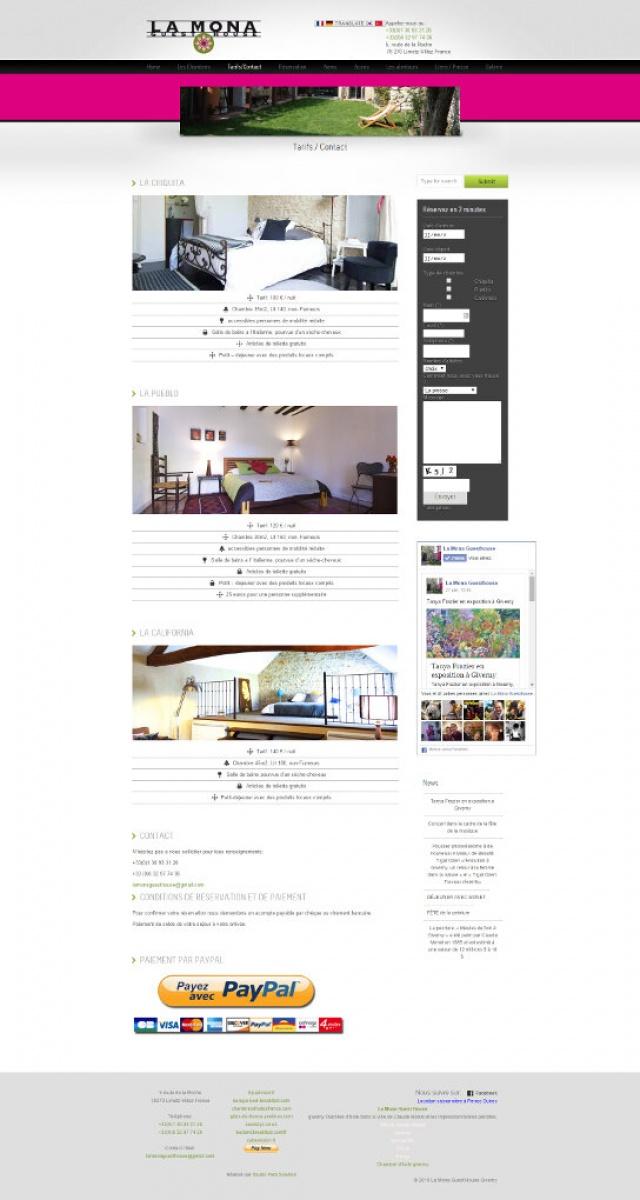 cr ation site internet pour entreprise studio web solution. Black Bedroom Furniture Sets. Home Design Ideas